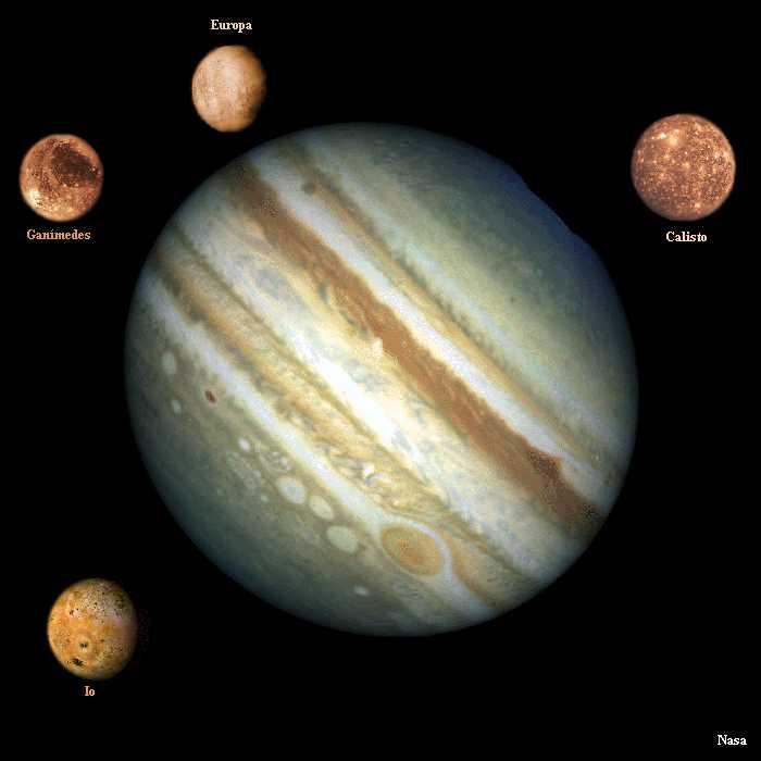 Agua Líquida En Una Luna De Júpiter República Científica