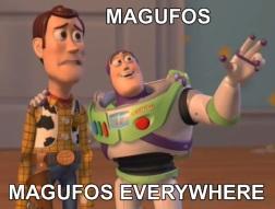 magufos, magufos everywhere