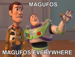 magufos, magufos everywhere